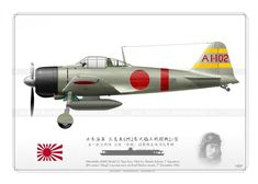Mitsubishi Reisen (Zero-Sen) - World War II Social Place Aircraft Photos, Ww2 Aircraft, Fighter Aircraft, Aircraft Carrier, Military Aircraft, Fighter Jets, Luftwaffe, In The Air Tonight, Imperial Japanese Navy
