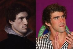 Charles Lamb - Michael Phelps (Image of Michael Phelps provided by Getty Images)
