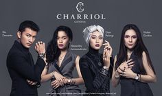 Jakarta, 19 January 2015 – CHARRIOL Indonesia proudly announces racer Alexandra Asmasoebrata, fashion designer Dian Pelangi, actor Rio Dewanto and actress Wulan Guritno as its Brand Ambassadors. Charriol, Brand Ambassador, Teaser, Photoshoot, Brand New, Actresses, Actors, Join, Fashion Design