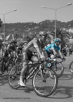 51.CUMHURBAŞKANLIĞI TÜRKİYE BİSİKLET TURU Alanya-Antalya Etabı Turkuaz Forma #alanya #turkey #tur2015 #markcavendish #bicycle