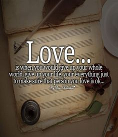 Love quote : Love : Love Quotes for Her