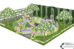 Renowned herb farmer, Jekka McVicar is designing a unique apothecary garden entitled the St. John's Hopsice Garden for the 2016 RHS Chelsea Flower Show. Chelsea Flower Show, Back Gardens, Small Gardens, Chelsea 2016, Chelsea Garden, Herb Farm, Garden Design Plans, Garden Drawing, Garden Types