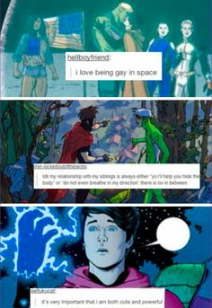 Marvel Memes, Marvel Dc Comics, Wiccan Marvel, Runaways Marvel, Young Avengers, Man Thing Marvel, Scarlet Witch, Cute Gay, Marvel Cinematic Universe