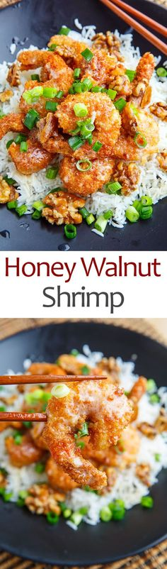 Honey Walnut Shrimp is filling, comforting meal to make for family and friends.