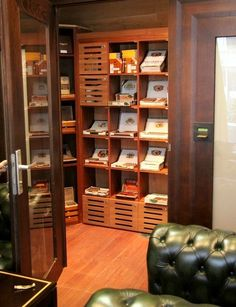 High Quality Cigar Lounge Design