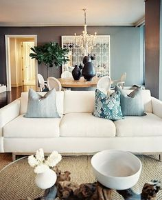 South Shore Decorating Blog: A Bit of Everything (Personal Update and Glam French-y Rooms)