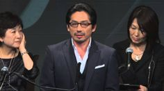 47 Ronin: Japan Press Conference Part 2 of 2 - Keanu Reeves