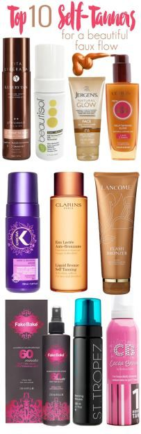 DIY Beauty: The Best Self-Tanners to Fake a Beautiful Faux Glow