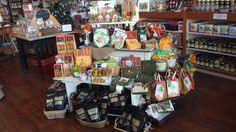 Fall is in full swing here at Hermann General Store... Now, if just the weather would follow suite!