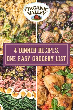 Whole 30 Recipes, Real Food Recipes, Cooking Recipes, Easy Meal Prep, Easy Meals, Cholesterol Foods, Keto Casserole, Clean Eating Dinner, Suppers