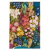Found it at Wayfair.co.uk - Floral Hand-Woven Multi-Coloured Area Rug