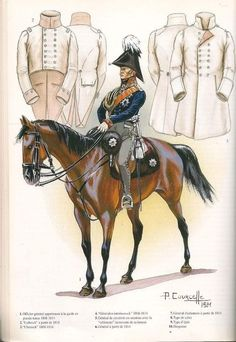 Empire, Army Uniform, Military Uniforms, Waterloo 1815, German Uniforms, Napoleonic Wars, Modern History, Military History, Hard Times
