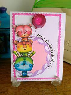 Mi Scrap: feliz cumpleaños card Card Making, Scrapbook, Frame, Blog, Cards, Decor, Cardmaking, Card Stock, Happy Birthday