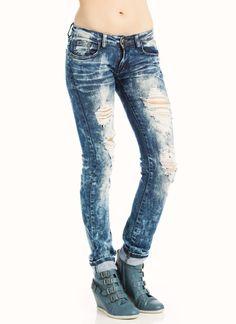 distressed jeans go jane
