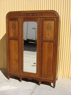 french antique armoire antique wardrobe antique bedroom furniture art deco figured walnut wardrobe vintage