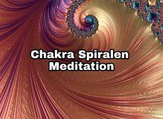 Chakra Spiralen Meditation Stell dir einen Lichtkegel auf oder erde dich, damit die gereinigte Energien nicht verloren gehen sondern ins Licht zurück kehren kann. Komm zur Ruhe und atme tief ein und aus. Wenn du magst bitte die geistige Welt dir dabei zu helfen. Beginne beim untersten Chakra, dem Wurzelchakra und arbeite dich dann hoch. Stell dir vor, wie eine goldene lichterfüllte Spirale alles aus deinem Chakra saugt. Tue dies solange bis du spürst, dass es in diesem Bereich deines… Zen Meditation, Chakra, Healing, Motivation, Inspiration, You're Welcome, Have Faith, Life Tips, Spirals