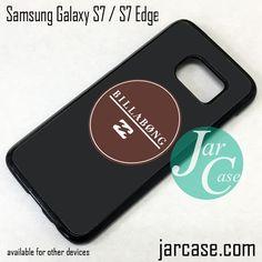 Billabong Style 1 Phone Case for Samsung Galaxy S7 & S7 Edge