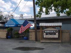 Monroe LA - Warehouse No 1 - on the Ouachita River