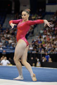 Mckayla Maroney 2013 P G Gymnastics Championships Artistic Gymnastics, Olympic Gymnastics, Gymnastics Girls, Gymnastics Leotards, Olympic Games, Amazing Gymnastics, Mckayla Maroney, Gymnastics Photography, Gymnastics Pictures