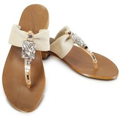 Giallo Positano Jeweled T-Strap Suede Sandal Shoes