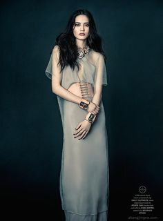 Li Wei by Zhang Jingna for Fashion Gone Rogue #zemotion