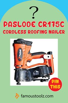 If you are looking for the best roofing nailer in the market, then this article is for you. We have shared the 'BEST PERFORMERS' currently in the market. Tesla Roof, Roofing Nailer, Roofing Tools, Mansard Roof, Cool Roof, Tear Down, Second Best, Roof Design, Tool Kit