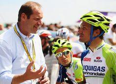 Ivan Basso Photos: Le Tour de France 2012 - Stage Five
