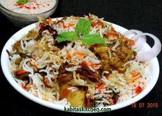 Vegetable Dum Biryani Recipe | How to make Vegetable Dum Biryani Step by...