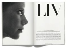 Inside Acne Paper Issue 15 – Dedicated To The Actress
