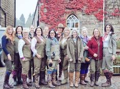Gracing the Field: To Tweed or Not to Tweed Tweed Waistcoat, Tweed Jacket, British Country Style, Akubra Hats, Shooting Clothing, Lady Games, Clothes Stand, S Diary, Shooting Games