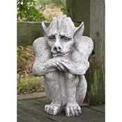 Emmett Gargoyle Sitting Statue