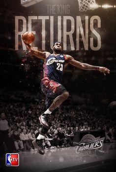NBA Digital Artwork on Behance