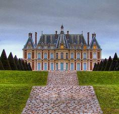 Château de Sceaux, Sceaux, Hauts-de-Seine, France