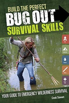 Build the Perfect Bug Out Survival Skills: Your Guide to Emergency Wilderness Survival by Creek Stewart http://www.amazon.com/dp/1440340137/ref=cm_sw_r_pi_dp_WDENub1BKZCVP