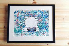 himynameisphilip is offline Crab Art, Posca, Crabs, Original Paintings, Fish, Fantasy, The Originals, Artwork, Image