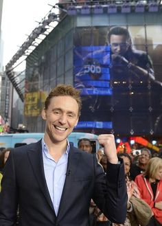 Tom #Hiddleston
