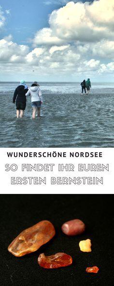 Nordsee Tipps: Bernsteine finden an der Nordsee und besten Tipps für deinen Urlaub am Meer.