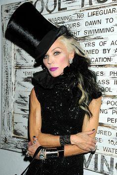 Daphne Guiness aka Fashion Goddess