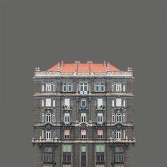 Urban Symmetry by Zsolt Hlinka | Inspiration Grid | Design Inspiration