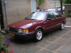 SAAB 9000i van 1987