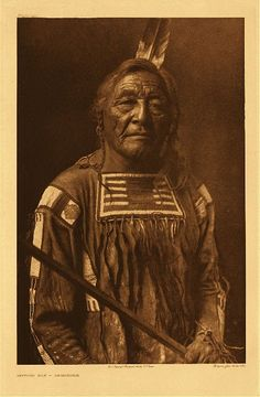 Sitting Elk, Crow Nation, 1908