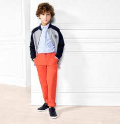 Discover the latest and trendiest looks of the season for Baby and Child in the Jacadi Lookbok. Casual Sneakers, Summer Collection, Boy Fashion, Spring Summer, Boys Style, Children, Baby, Little Girl Clothing, Casual Trainers