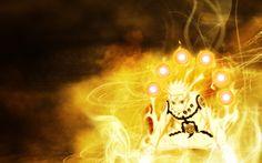 Naruto Rikudou Sennin Mode HD Wallpaper