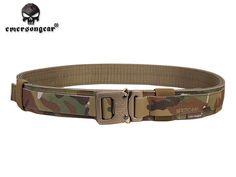 Tactical Duty Web Belt-MultiCam
