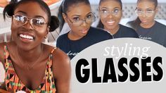 STYLING MY FAVOURITE GLASSES Glasses found exclusively at GlassesUSA.com