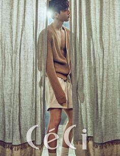 Nam Joo Hyuk - Céci Magazine September Issue '16
