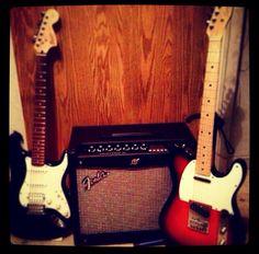 Guitar junkie