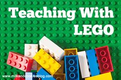 Teaching with Legos: Simple Machines | Milk and Cookies Blog