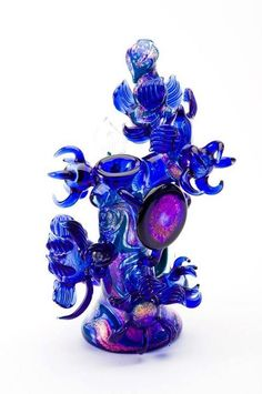 Beautiful Glass art piece by Jason Lee