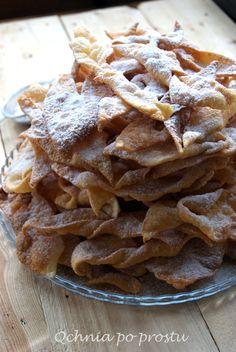 Faworki Apple Pie, Waffles, Breakfast, Desserts, Food, Morning Coffee, Tailgate Desserts, Deserts, Essen